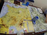 YSGA五月例会の様子そのⅢ 本家本元...(Hexasim)Liberty Roads - YSGA(横浜シミュレーションゲーム協会) 例会報告