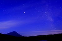 30年5月の富士(27)西湖の富士 - 富士への散歩道 ~撮影記~