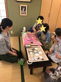 お寺でアロマストーン - 芦屋・西宮・神戸 毎日キラキラしていたいあなたのための☆資格のとれるお教室 グルーデコ®︎、ハンドメイドアクセサリー、アロマストーン 創意飾品工作室 atelier maya