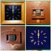 単一電池2個直列の壁掛け時計を単三電池1個の電波式に(1) - hills飛地 長距離自転車乗り(輪行含む)の日誌