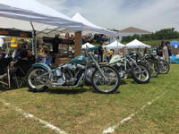 Hot Rides!! 出店しました!! - gee motorcycles