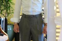 「Pantalonaio Osaku Hayato」銀座三越トランクショー - Milestoneのブログ
