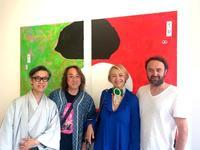 河原シンスケさん個展 @Galerie Pixi ギャラリー・ピクシー - keiko's paris journal <パリ通信 - KSL>