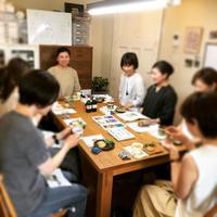 「刺繍教室 de ホメオパシー講座(vol.2レメディの使い方①)」開催。 - 浜松の刺繍教室 l'Atelier de foyu の 日々