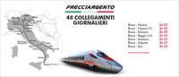始発便はローマテルミニ駅まで約3時間30分! - 南イタリア日和~La vita eterna☆☆~