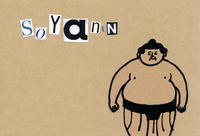 COLLAGE CARD #96 : SOYanEN「ソヤネン」 - maki+saegusa
