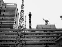 大手町/神田錦町  日本橋川モノトーン - 東京雑派  TOKYO ZAPPA