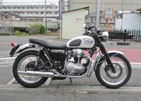 I田サン号 W650の車検取得とチョイ仕様変更・・・(^^♪ - バイクパーツ買取・販売&バイクバッテリーのフロントロウ!