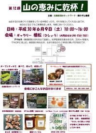 「和菓子作り」開催:6・9山の恵みに乾杯! - 北鎌倉湧水ネットワーク