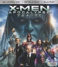 『X-MEN/アポカリブス』 - 【徒然なるままに・・・】