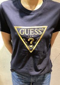 大好評の「GUESS ゲス」ロゴTシャツ再入荷です!! - 札幌セレクトショップ ユニークジーンセカンド ブログ  海外セレブファッション