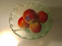 可愛いリンゴちゃん - madameHのバラ色の人生