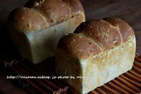 山栗食パン - 森の中でパンを楽しむ