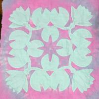 Water Lily - ほっと一息・・~Sakura's Hawaiian QuiltⅡ
