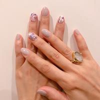 紫陽花カラー - 表参道・銀座ネイルサロンtricia BLOG