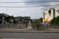 幕末京都逍遥 その68 「薩摩戦死者墓」 - 坂の上のサインボード