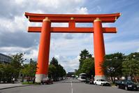 幕末京都逍遥その80「平安神宮」 - 坂の上のサインボード