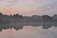 水無月朔日水上池の朝 - 東大寺が大好き