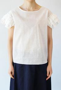 leur logette(ルールロジェット)の夏のTシャツ - jasminjasminのストックルーム