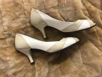ベージュの靴 - プライベートの記録