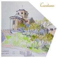 カタルーニャ地方 カルドナ Cardona - きまぐれな未来