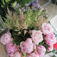 今日の花たち - パリ花時間