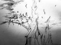 黒い鳥 - kodai yayoi ◎ amurita musium