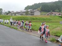 今年も宮島大聖院の弘法米(赤米)の田植えが無事に終了。 - 大朝=水のふる里から