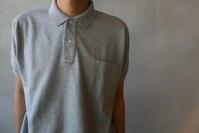 第4189回BIG ポロシャツ。 - NEEDLE&THREAD Meji/NO.3