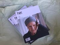 her magazine & Hender scheme - Lapel/Blog