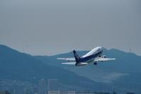 ITM - 22 - fun time (飛行機と空)