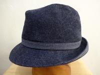 インディゴトラベラーハット2種 - 倉敷美観地区の帽子店 Chapeaugraphy