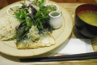 Organic House(オーガニックハウス) 『和ンプレート(サバの塩焼き柚子ポン酢)』 - My favorite things