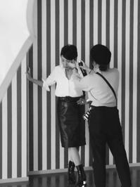 「究極のレザースカート」完成! - madameHのバラ色の人生