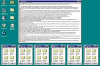 [BG-Cell] Windows95 - 7枚 - Route87 High Score