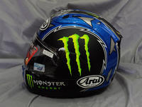 "Arai Helmet RX-7X ""Josh Hayse"" - YUHIRO&M DESIGNS2"