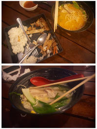 Very disappointing tastes of Yokocho Japanese Food Court, Baclaran, I have nothing to say... - SONGS