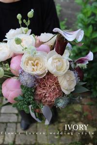 『〜お知らせです〜♬』 -  Flower and cafe 花空間 ivory (アイボリー)