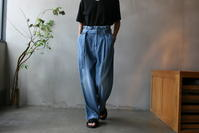 第4190回8oz denim。 - NEEDLE&THREAD Meji/NO.3