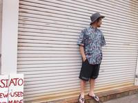 柄シャツ着用 - ASIATO(あしあと)佐世保のブログ