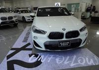 BMW X2試乗 & ボルボXC40見学 - お気楽亭主の車道楽