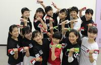 よさこい踊り子隊SUNNYSの説明会で県民会議をPR! - カツオ県民会議ブログ!!!