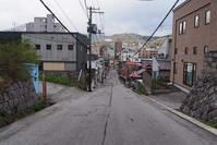 東雲町 - 小樽スケッチ