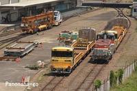 潮風とレールをのせて~ふたつの機関車が動く~ - ちょっくら、そのへんまで。な日常。