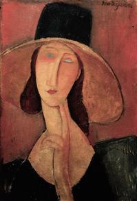 第50回《〜これまで誰も教えてくれなかった〜『絵画鑑賞白熱講座』》 モディリアーニと妻ジャンヌ - ルドゥーテのバラの庭のブログ