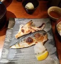 土曜日もビジネスランチでお得に魚介 銀平 北新地店 - 今日はなに食べる? ☆大阪北新地ランチ