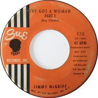 Jimmy McGriff – I've Got A Woman - まわるよレコード ACE WAX COLLECTORS
