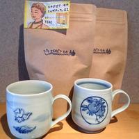 焙煎したてのcoffeeをどうぞ! 6月 - MOTTAINAIクラフトあまた 京都たより