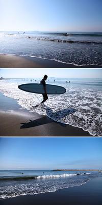 2018/06/03(SUN) 太陽の陽射しが夏の様です。 - SURF RESEARCH