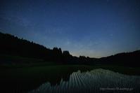 月の昇る前に - デジタルで見ていた風景